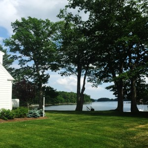 Lawn Maintenance Services by John's Landscaping of Madbury, NH
