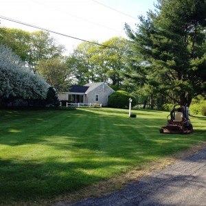 John's Landscaping of Madbury, NH offers Lawn Maintenance